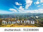 los angeles  california  ... | Shutterstock . vector #512308084