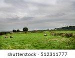 picturesque view near bakewell... | Shutterstock . vector #512311777