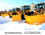 Snow Removal Car Standby