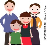 family | Shutterstock .eps vector #51237712
