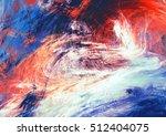 bright artistic splashes.... | Shutterstock . vector #512404075