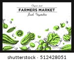 templates for label design with ... | Shutterstock .eps vector #512428051
