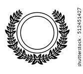 isolated seal stamp inside... | Shutterstock .eps vector #512451427