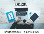 communication technology...   Shutterstock . vector #512481421