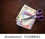 five hundred and thousand rupee ...   Shutterstock . vector #512488561