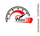 speed logo design. icons vector | Shutterstock .eps vector #512507464