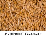 lot of fresh grains  of wheat... | Shutterstock . vector #512556259