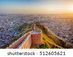 Aerial View Of Jaipur From...
