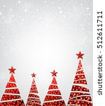 new year background with... | Shutterstock .eps vector #512611711