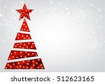 new year background with... | Shutterstock .eps vector #512623165