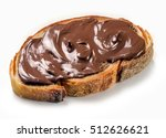 nutella cream | Shutterstock . vector #512626621