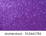 shiny purple background | Shutterstock . vector #512661781