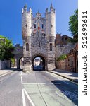 Micklegate Bar  The Southern...