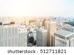business and culture concept  ... | Shutterstock . vector #512711821