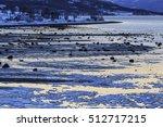 ofotfjord shoreline at low tide ...   Shutterstock . vector #512717215