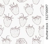 seamless pattern with... | Shutterstock .eps vector #512730097