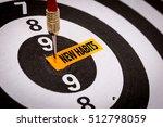 new habits | Shutterstock . vector #512798059