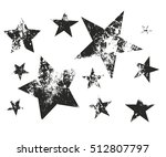 vector set of christmas stars....