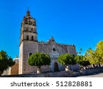 immaculate conception church  ... | Shutterstock . vector #512828881