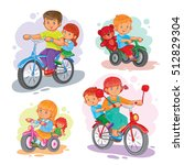 set of vector icons small... | Shutterstock .eps vector #512829304