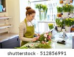 people  business  sale and... | Shutterstock . vector #512856991