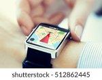 technology  communication ... | Shutterstock . vector #512862445