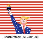 november 09  2016. character...   Shutterstock .eps vector #512884201