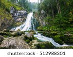 the majestic gollinger... | Shutterstock . vector #512988301