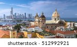 Small photo of View of Cartagena de Indias, Colombia