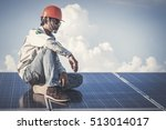filter and tone  engineer or... | Shutterstock . vector #513014017