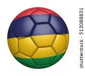 close up of flag football  ... | Shutterstock . vector #513088831