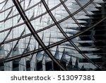 Modern Architecture. Digitally...