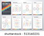 infographic vector set....   Shutterstock .eps vector #513160231