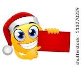 vector illustration of smiley... | Shutterstock .eps vector #513270229