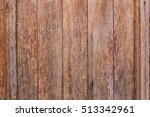 Old Wooden Background Shabby...