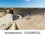caesarea  israel   april 2 ...   Shutterstock . vector #513389221