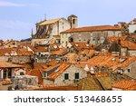 Dubrovnik Town View  Croatia ...