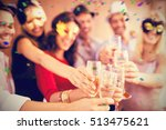 cropped image of hands holding... | Shutterstock . vector #513475621