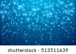 falling snow background. vector ...   Shutterstock .eps vector #513511639