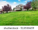 Perfectly Kept Lawn In Spaciou...