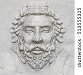 3d Model Of A Greek Man Bas...