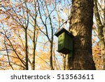 Nest Boxes For Birds In Autumn...
