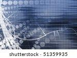 futuristic background in web... | Shutterstock . vector #51359935