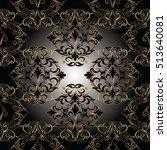 damask seamless pattern....