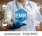 medicine  information... | Shutterstock . vector #513678451