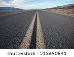 Drive Through Death Valley....