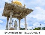 The Statue Of Chamarajendra...