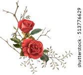 illustration of beautiful... | Shutterstock . vector #513776629