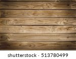 old brown wooden wall  detailed ... | Shutterstock . vector #513780499