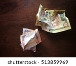 one thousand rupee and five... | Shutterstock . vector #513859969